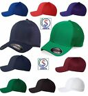 FLEXFIT 6533 Mens Ultrafiber Cap S/M L/XL with Air Mesh Sides Fitted Trucker Hat