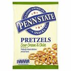 Penn State Classic American Snacks Pretzels Sour Cream & Chive 650G Pack