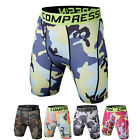 Men Sports Gym Compression Wear Under Base Layer Shorts Pant Athletic Tights Lot