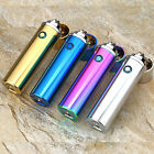 Electric Plasma Cigar / Cigarette Lighter Dual Arc USB Rechargeable Windproof