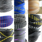 4MM  TIGHT Braided PET Expandable Sleeving Cable Wire Sheath