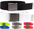 Nike Golf Web Belt Mens Closeout One Size New - Choose Color!