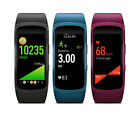 Samsung Galaxy Gear Fit2 R360 Smartwatch / Fitness Tracker w/ Heart Rate Monitor