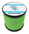 Reaction Tackle High Performance Braided Fishing Line- Fluorescent Green