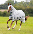 CLEARANCE  | Shires Sweet Itch Rug with Combo Neck Cover Fly | Bug Sheet RRP £72