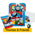 THOMAS & FRIENDS Birthday Party Range - Tableware Supplies Balloons Decorations