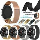 Stainless Steel Watch Band Wrist Strap For Samsung Gear S3 Frontier / S3 Classic