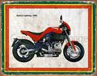 Buell S1 Lightning 1998 MOTORCYCLE RETRO METAL TIN SIGN POSTER PLAQUE