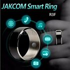 JAKCOM R3F Black NFC Magic Wearable Smart Ring For Android iPhone Mobile Phone