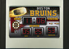 Team Sports America NHL Scoreboard Desk Clocks
