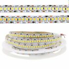 0.5-5M 3528 2835SMD 120-1200LED Strip Light Flexible Warm/White High Quality