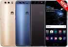 "Huawei P10 Plus 64GB VKY-L29 (FACTORY UNLOCKED) 5.5"" Blue Gold Black"