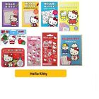 HELLO KITTY Stationery/Sets Pencil/Eraser/Ruler/Colouring/Christmas Gift/Book