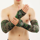 Внешний вид - Useful Cooling UV Arm Sleeves Sun Protective Cover Half Hand Golf Bike Driving