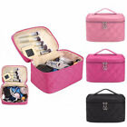 Travel - New Women Multifunction Travel Cosmetic Bag Makeup Case Pouch Toiletry Organizer
