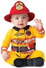 Baby Boys Girls Fire Fighter Book Day Fancy Dress Costume Outfit 6-24 months