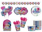 SHIMMER AND SHINE PARTY RANGE (Kids/Birthday/Plates/Cups/Balloons/Invitations)
