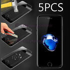 5 PCS High Quality Premium Tempered Glass Screen Protector for ASUS Various