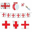 ENGLAND/ST. GEORGE - FLAGS BANNERS BALLOONS(Partyware){fixed £1 UK p&p} NEW
