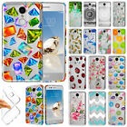 For LG Aristo/ MS210 LV3/ K8 2017/ Phoenix 3 TPU Clear Silicone Case Cover Skin