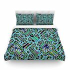 Camouflage Pattern Mixed Media by Dawid Roc Featherweight Duvet Cover