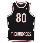 "The Hundreds ""Era Basketball Jersey"" Tank Top (Black) Men's Sleeveless T-Shirt"