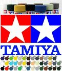Tamiya Acrylic Model Paint X-1 to X-35 in 10ml Jars