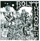 BOLT THROWER - IN BATTLE THERE IS NO LAW NEW VINYL RECORD
