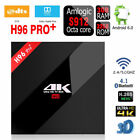 Hot H96 PRO+ 16G 32G Bluetooth 4.1 HDMI Android Smart TV Box WIFI Amlogic S912