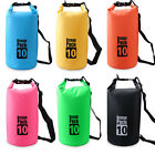 6 Capacity optional Sports Waterproof Floating DRY BAG Sack FOR Boating Kayaking