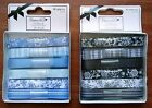Ribbon Bundle Papermania Capsule Collection 6 x 1m Lengths Craft Clearout RRP £4