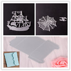 Hot DIY Alloy Embossed Scrapbooking Cutting Dies Knife Mold Puzzle Template