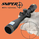 SNIPER WKP 4-16X44 SAL Side Parallax Adjustment Glass Etched Reticle for Hunting