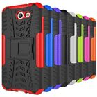 For Samsung Galaxy J7 Prime J727T Case Rugged Armor Protective Cover with Stand
