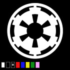 Star Wars Galactic Empire Logo Sticker Vinyl Decal Car Window Wall Decor MS 019 $1.89 USD on eBay