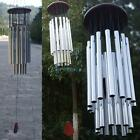 Wind Chime Outdoor Living Windchime Tubes Bells Wood Garden Home Decor Best Gift