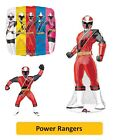 "POWER RANGERS FOLIENBALLONS (Kinder/Kinder/Geburtstag/Party/Folie/18""/Latex)"