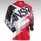 Answer Syncron Motocross Pro Jersey Adult Large L Black Red White