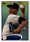 2012 Topps Baseball Base Singles #133-253 (Pick Your Cards)