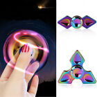 Rainbow Colors EDC Hand Fidgat Spinner High Speed Focus Desk Toy Gift Kids Adult