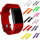 Sale Silicone Wristwatch Bands Replacement Strap Bracelet For Fitbit Charge 2