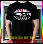 NEW TRIUMPH MOTORCYCLE T-SHIRT NEW TRIUMPH T-SHIRT $26.47 CAD on eBay