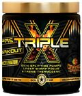 Gold Star -Triple X Pre-Workout Booster Trainingsbooster 300g 50 Portionen