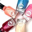 SALLY HANSEN MIRACLE NAIL POLISH CHOOSE RED PEACH BLUE PURPLE PINK RED BLUE