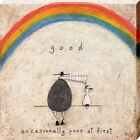 Sam Toft Good. Occasionally Poor at First Canvas Print 30x30cm