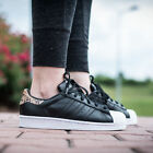 adidas Originals Superstar Womens Black Trainers
