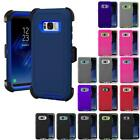 For Samsung Galaxy S7/S7 EDGE S8/S8 Plus Case (Belt Clip Fits Otterbox Defender)