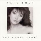 KATE BUSH - THE WHOLE STORY - GREATEST HITS CD - WUTHERING HEIGHTS / BABOOSHKA +