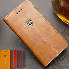 Luxury Magnetic Leather Card Wallet Case Flip Stand Cover for iPhone 6 7Plus 8 X