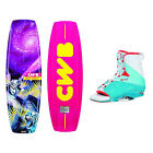 CWB Wild Child Womens Wakeboard With Karma Bindings